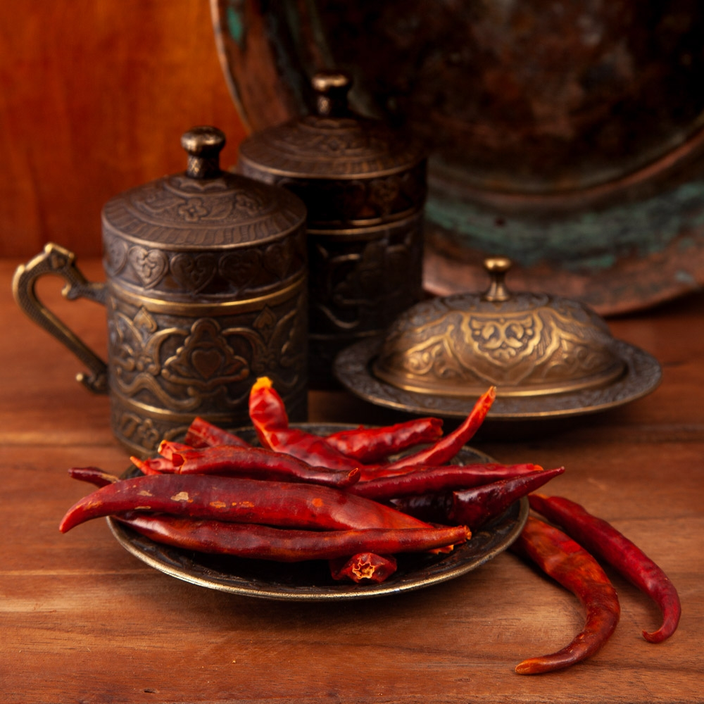 Teja Dried Chilli Pods (Indian) 500g - 1kg