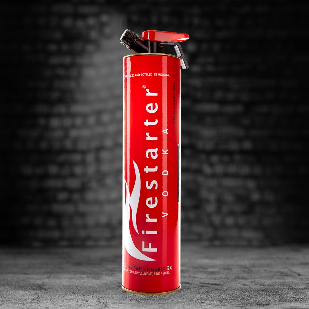 firestarter vodka 40% vol.