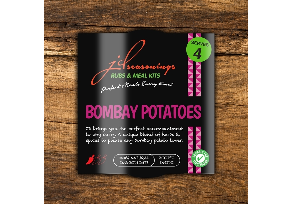 jd seasoning bombay potatoes kit