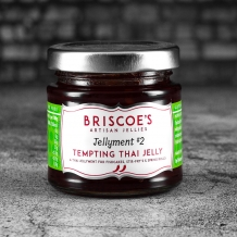 briscoe's tempting thai medium jar (130g