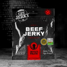 devil's wrath beef jerky 40g
