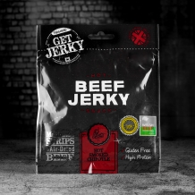 hot smoked chipotle beef jerky 40g - trailhead