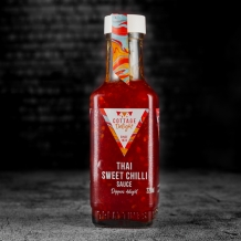 thai sweet chilli sauce - cottage delight