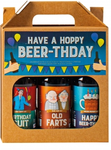 cottage delight have a hoppy beer-thday