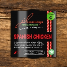 jd seasonings spanish chicken