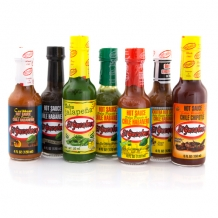 el yucateco 7 sauce collection