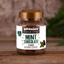 beanies mint chocolate coffee