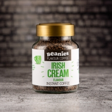 beanies irish cream coffee 2 calories per cup