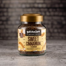 beanies sweet cinamon coffee 2 calories per c