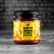 mr vikki's north indian curry paste