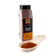 ground cloves 500g shaker jar - chef william
