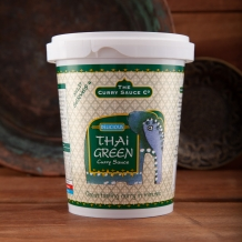 thai green curry - the curry sauce co
