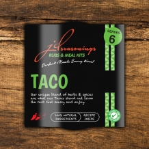 jd seasonings taco kit