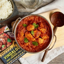 spicentice vindaloo curry kit made with habanero chilli