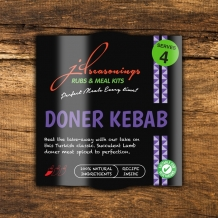 jd seasonings doner kebab meal kit