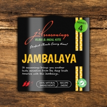 jd seasonings jambalaya meal kit