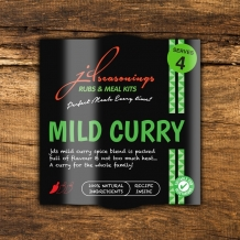 jd seasonings mild curry kit