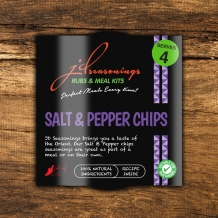 jd seasonings salt and pepper chips