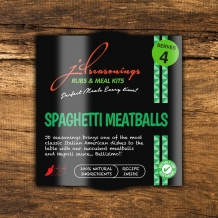 jd seasonings spaghetti meatballs