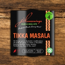 jd seasonings tikka masala curry kit