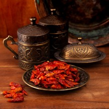 Dried Chilli Pods